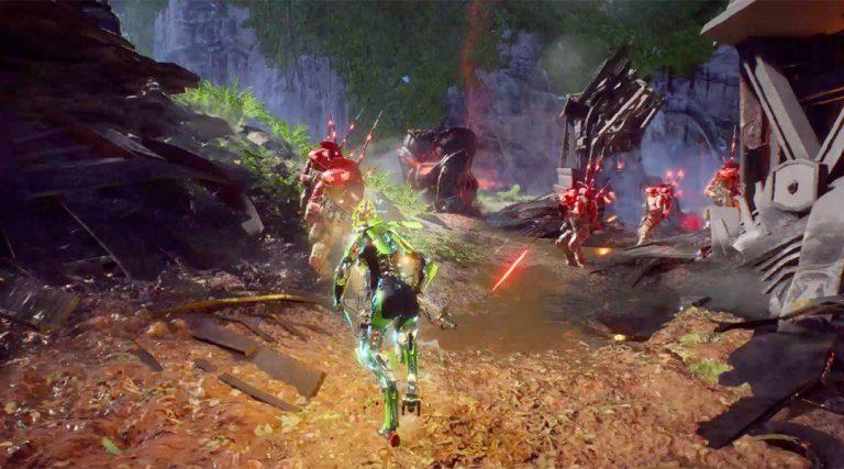 Anthem VIP Demo given workaround for glitches by Devs