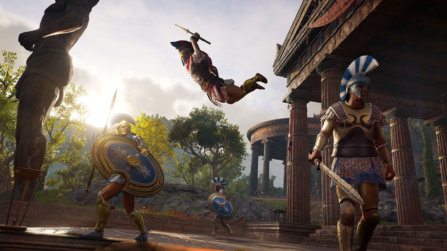 GLAAD Awards adds Assassin's Creed Odyssey as a Queer Inclusive video game