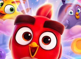Newest Angry Birds title released with a Connect Three format
