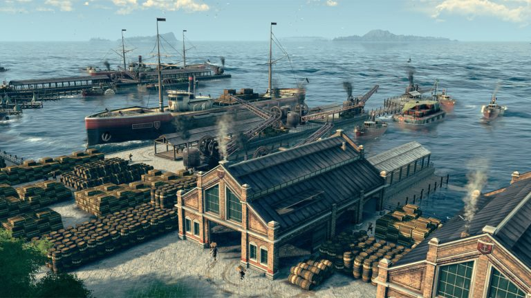 Ubisoft Delays Anno 1800 by another two months