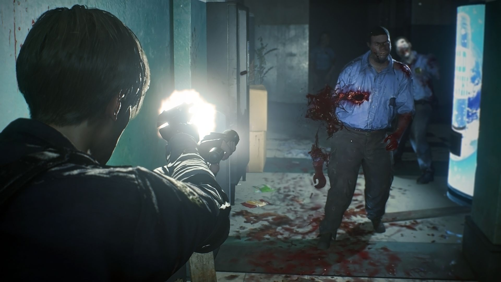 People have already began making mods for Resident Evil 2