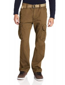 UNIONBAY Men's Survivor Iv Relaxed Fit Cargo Pant-Reg