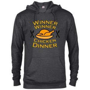 Chicken Dinner Hoodie