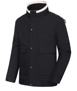 AngelSpace Vogue Mandarin Collar Jacket