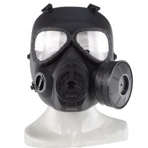 M04 Airsoft Tactical Full Face Gas Mask