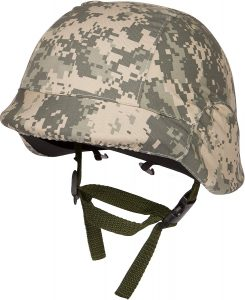 Level 2 Military Helmet