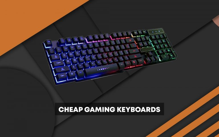 Cheap Gaming Keyboards