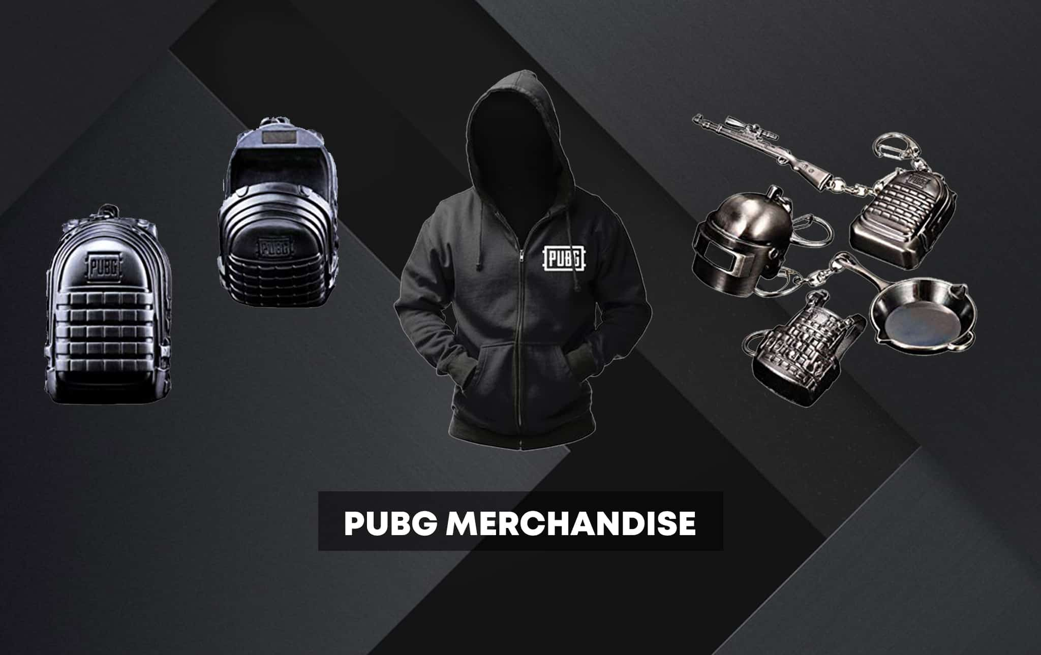 PUBG Merchandise: T Shirts, Clothes, Collectibles from the Game