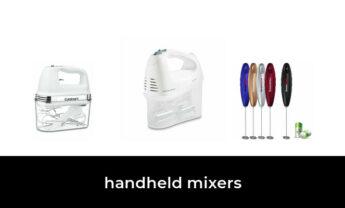 43 Best handheld mixers in 2021: According to Experts.