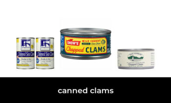 43 Best canned clams in 2021: According to Experts.