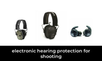 48 Best electronic hearing protection for shooting in 2021: According to Experts.