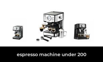 44 Best espresso machine under 200 in 2021: According to Experts.
