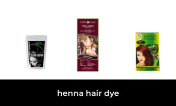 47 Best henna hair dye in 2021: According to Experts.