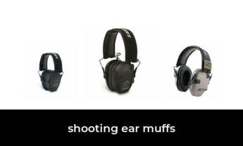 48 Best shooting ear muffs in 2021: According to Experts.